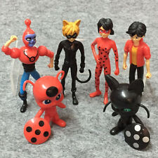 Miraculous Ladybug Action Figure Toys Adrien Noir Cat PVC Doll Kids Xmas Gift