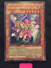 Yugioh Toon Dark Magician Girl Jump-en010 Limited Edition Ultra Mint/NM Holo