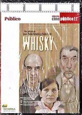 Cine Público: WHISKY de Juan Pablo Rebella y Pablo Stoll. Edición de diarios.