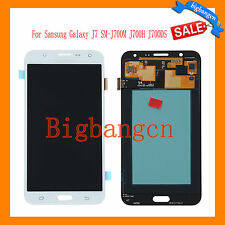 White LCD Touch Screen Digitizer For Samsung Galaxy J7 SM-J700M J700DS J700 USA