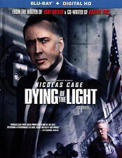 DYING OF THE LIGHT BLU-RAY+DIGITAL HD  NICOLAS CAGE   WRITER OF TAXI DRIVER