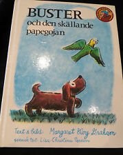 Benjy and the Barking Bird / Parrot by Margaret Bloy Graham HB c1971 1st ed.,