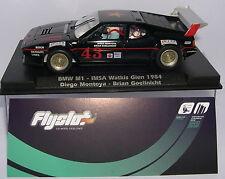 FLY FLYSLOT 051103 BMW M1 #43  IMSA WATKIS GLEN 1984 D.MONTOYA-B.GOELLNICHT   MB