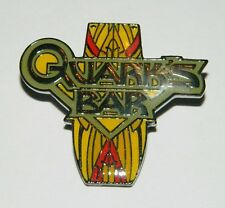 Star Trek: Deep Space Nine Quark's Bar Logo Enamel Metal Pin 1994 NEW UNUSED