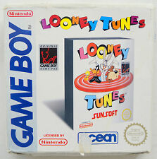 Looney Tunes for the Gameboy or Color,GBA- Boxed complete - Free Post