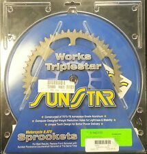SUNSTAR Rear Sprocket KX80/85/100 50T P/N 948672