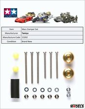 Mini 4wd MASS DAMPER SET Tamiya 15392 New Nuovo