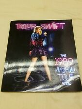 Taylor Swift, The 1989 World Tour Book with 3-D Cover and Back