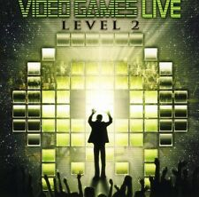 Video Game Soundtrack - Video Games Live (2010, CD NIEUW)