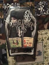 Living Dead Dolls - Jack & Jill - Signed By Ed & Damien - Black & White Version