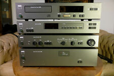 NAD HIGH END Stereo Anlage - NAD 1155 - NAD 2155 - NAD 4155 - NAD 5420 - Selten