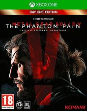 METAL GEAR SOLID V 5 PHANTOM PAIN TEXTOS EN CASTELLANO NUEVO XBOX ONE