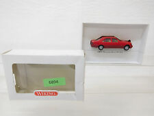 eso-6894 Wiking 1:87 Mercedes 500 SEL rot sehr guter Zustand