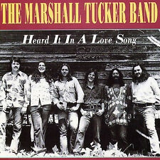 Heard It in a Love Song by The Marshall Tucker Band (CD, Aug-1998, Bcd)