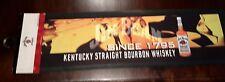 Jim Beam Bar Runner - Rubber Backed Brand new on Hanger