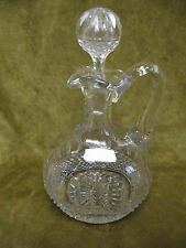 Broc à decanter cristal Saint Louis mod Tommy (Saint Louis Crystal decanter)