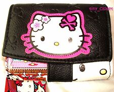 NEW SANRIO TOKIDOKI HELLO KITTY MINI MULTI CARD SLOT WALLET KIMONO COIN PURSE