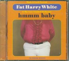 Fat Larry White & The Love Limited Orchestra – Hmmm Baby (Fatboy Slim) Cd Ex