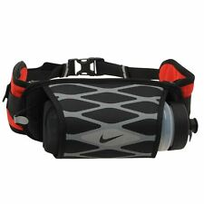NIKE STORM RUNNING HYDRATION BELT WAISTPACK AND 1 x 22oz WATER BOTTLE