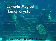 Lemuria Magical Good Luck Crystal Helps Me Win Money Love Success Lottery Prize
