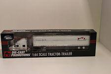 DCP 1/64 Paschall Truck Lines IH Prostar Tractor Van Trailer Semi NIB 32720