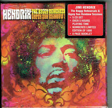 JIMI HENDRIX - The Baggy rehearsals ( 5 Cd box set / New & sealed)(1000 made)