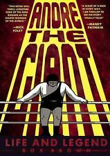 Andre the Giant: Life and Legend-ExLibrary