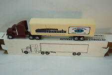 VINTAGE ERTL TRUCK TRACTOR TRAILER PETERBILT CAB 1994 LIMITED EDITION TOY SHOW