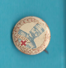 WW1 French Red Cross Appeal Badge Nice Condition