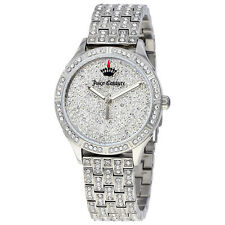 Juicy Couture Arianna Crystal Pave Dial Ladies Watch 1901536