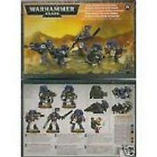 Squadra di Space Marine Devastatori WARHAMMER 40K 40000 Games Workshop
