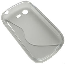 Custodia in TPU Samsung Galaxy Star s5280 trasparente Cover in silicone guscio in silicone guscio