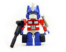 Transformers KRE-O iphone Smartphone Ear Cap Plug Figure Optimus Prime