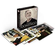 PLACIDO DOMINGO - SIEMPRE EN MI CORAZON-THE LATIN ALBUM COLLECTION 8 CD NEU