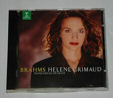 CD/BRAHMS/PIA0-2NO PIECES op 116-119/HELENE GRIMAUD/Erato 0630-1435
