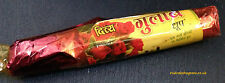 SHUDH DESI GHEE PREMIUM ROSE GULAB GUGHAL DHOOP INCENSE ROLL PURE ORIGINAL INDIA