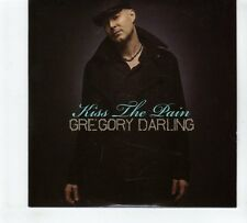 (GP693) Gregory Darling, Kiss The Pain - 2009 DJ CD