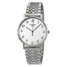 Tissot T-Classic Everytime Silver Dial Unisex Watch T1094101103200