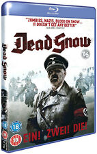 DEAD SNOW - BLU-RAY - REGION B UK