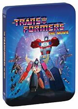 Transformers The Movie - Limited Edition Steelbook (Blu-ray) BRAND NEW!!