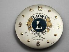 Lions Int 25.5mm Ernest Borel Vintage Mens Watch Dial Pearl Automatic New Old St