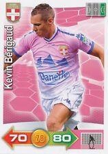 KEVIN BERIGAUD # EVIAN THONON GAILLARD.FC ETG CARD PANINI ADRENALYN 2012