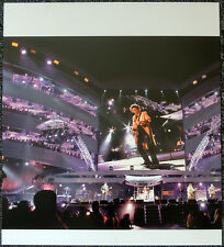THE ROLLING STONES POSTER PAGE LICKS TOUR CONCERT KEITH RICHARDS . Y113
