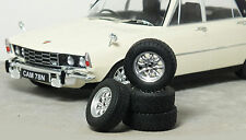 1:18 Triple9 FORD ESCORT Rs2000 'MINILITE/ Supalite' WHEELS MODIFIED TUNING RARE
