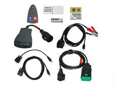 PP2000 lexia3 With Diagbox Citroen Peugeot Diagnostic Tool Scanner Interface