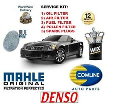 CADILLAC XLR 4.6 ROADSTER V8 2005-- ON OIL AIR FUEL POLLEN FILTER SERVICE KIT