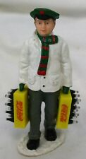 1992 Coca-Cola Town Square Collection Delivery Man