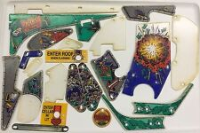 Safe Cracker Pinball Machine Playfield Complete Plastic Set - New