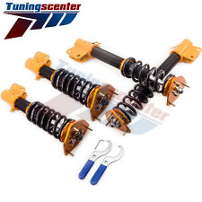 TCT Coilovers for Subaru Impreza WRX 02-07 WRX STI 04 Saab 9-2X Adjustable