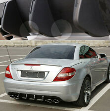 [Kspeed]  NEW SLK 55AMG/350AMG Rear Diffuser (Fits: Mercedes-Benz R171)